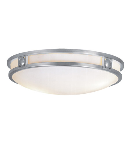 Livex 4488-91 Matrix 3 Light 16 inch Brushed Nickel Ceiling Mount Ceiling Light photo