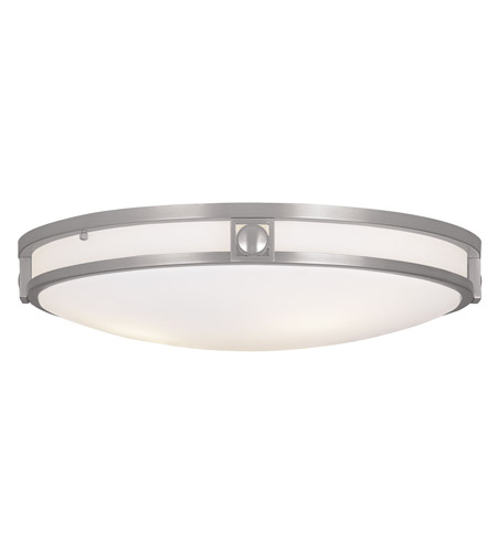 Livex 4489-91 Matrix 3 Light 18 inch Brushed Nickel Ceiling Mount Ceiling Light photo