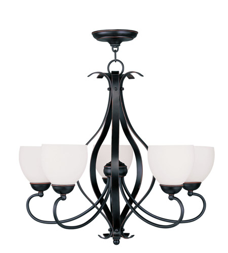 Bronze Brookside Chandeliers