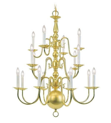 Livex 5016 02 williamsburgh 16 light 27 inch polished brass livex 5016 02 williamsburgh 16 light 27 inch polished brass chandelier ceiling light aloadofball Images