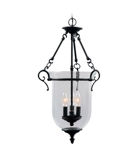 Livex Lighting Legacy 3 Light Pendant in Bronze 5022-07 photo
