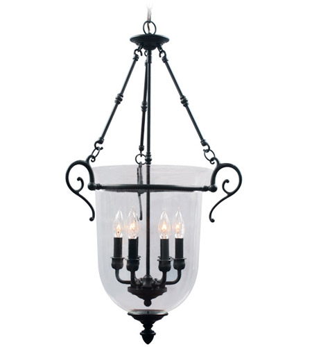 Livex Lighting Legacy 6 Light Pendant in Bronze 5023-07 photo