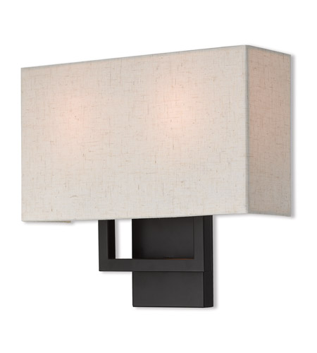 Livex Lighting 50990-01 Pierson Antique Brass 2 Light ADA Wall Sconce