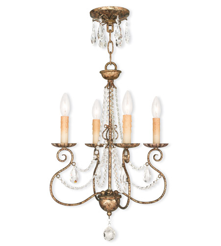 Isabella Mini Chandeliers