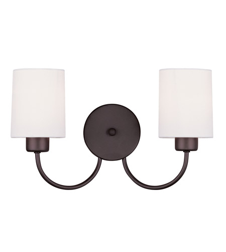 Livex Lighting Sussex 2 Light Wall Sconce in Bronze 5262-07 photo
