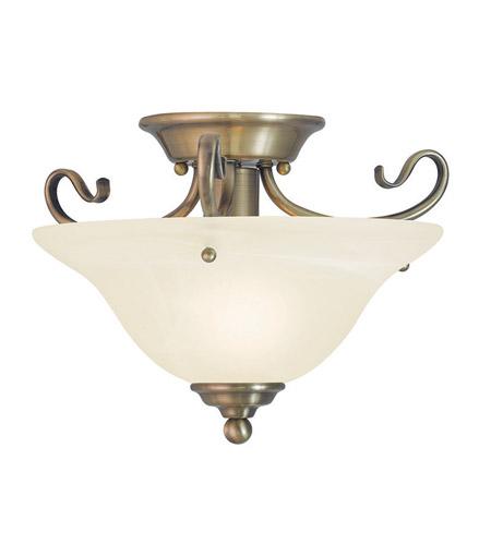 Livex 6109 01 coronado 1 light 13 inch antique brass flush mount livex 6109 01 coronado 1 light 13 inch antique brass flush mount ceiling light in white alabaster mozeypictures Gallery
