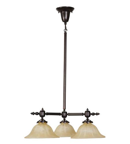 Livex lighting gas light 3 light chandelier in burnished bronze 8133 27 aloadofball Choice Image