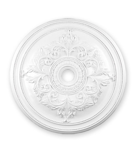 Livex 8211-03 Ceiling Medallion White Accessory photo