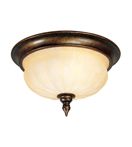 Livex 8448-50 Renaissance 3 Light 19 inch Moroccan Gold Ceiling Mount Ceiling Light photo