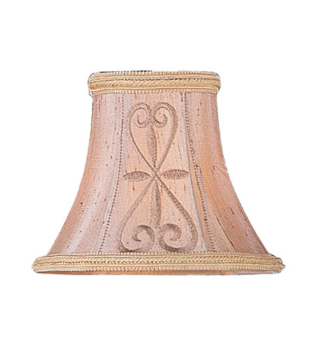 Livex S331 Chandelier Shade Hand Embroidered Shade photo