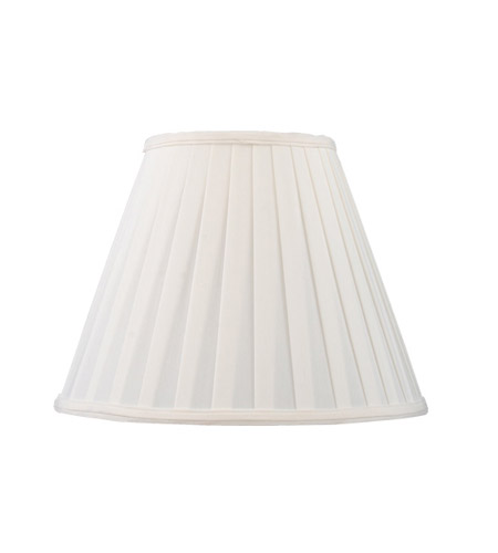 Livex Lighting Silk Lamp Shade S594 photo