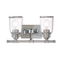 Lawrenceville 2 Light 16 inch Polished Chrome Vanity Light Wall Light