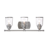 Lawrenceville 3 Light 24 inch Polished Chrome Vanity Light Wall Light