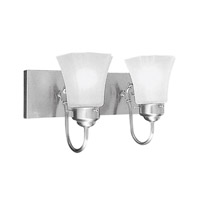 Livex Limited 2 Light Bath Light in Chrome 1272K-05