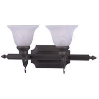 French Bronze Bathroom Vanity Lights