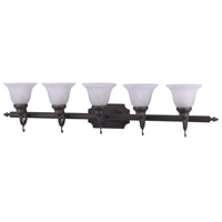 Livex Lighting French Regency 5 Light Bath Light 1285-07
