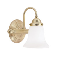 Livex Limited 3 Light Bath Light in Satin Brass 1291Y-12