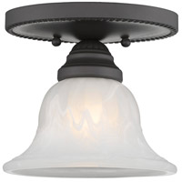 Edgemont 1 Light 7 inch Bronze Ceiling Mount Ceiling Light
