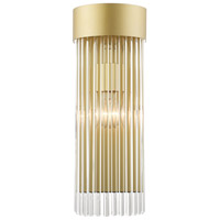 Livex 15711-33 Norwich 1 Light 6 inch Soft Gold ADA Sconce Wall Light