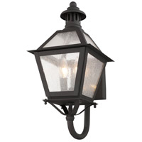 Waldwick 2 Light 19 inch Bronze Outdoor Wall Lantern