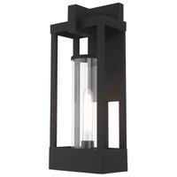 Delancey 1 Light 20 inch Black Wall Lantern