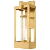 Delancey 1 Light 20 inch Satin Brass Wall Lantern