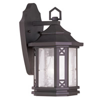 Livex Lighting Tahoe 1 Light Outdoor Wall Lantern in Bronze 2311-07