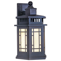 Livex 2392-07 Mirror Lake 1 Light 13 inch Bronze Outdoor Wall Lantern