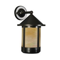 Livex Limited 1 Light Outdoor Wall Lantern in Burnished Bronze 2442-27