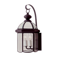 Livex Lighting Chatham 2 Light Outdoor Wall Lantern in Bronze 2542-07