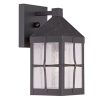 Livex Lighting Brighton 1 Light Outdoor Wall Lantern in Bronze 2680-07