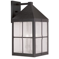 Livex Lighting Brighton 4 Light Outdoor Wall Lantern in Bronze 2685-07