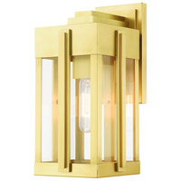 Solid Brass Lexington Outdoor Wall Lights