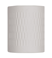 Outdoor Basics 1 Light 10 inch Textured White Outdoor Wall Lantern