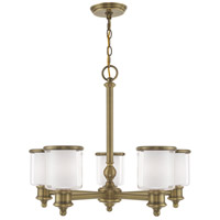 Steel Middlebush Chandeliers