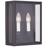 Livex Lighting Milford 2 Light Wall Sconce in Bronze 4030-07 photo thumbnail