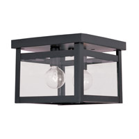 Livex Lighting Milford 2 Light Ceiling Mount in Bronze 4031-07