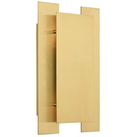 Satin Brass Wall Sconces