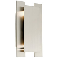 Livex 40690-91 Varick 2 Light 8 inch Brushed Nickel ADA Wall Sconce Wall Light