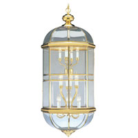 Livex Lighting Beacon Hill 18 Light Chandelier in Polished Brass 4095-02