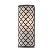 Livex 41114-92 Arabesque 1 Light 5 inch English Bronze ADA ADA Wall Sconce Wall Light