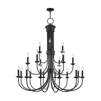 Estate 21 Light 42 inch Bronze Foyer Chandelier Ceiling Light