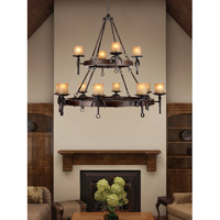 Livex 4869-67 Cape May 12 Light 48 inch Olde Bronze Chandelier Ceiling Light alternative photo thumbnail