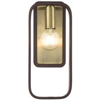 Livex Brass Wall Sconces