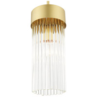 Livex 49829-33 Norwich 1 Light 7 inch Soft Gold Chandelier Ceiling Light alternative photo thumbnail