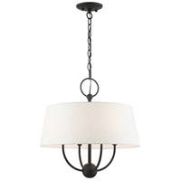 Livex Lighting Steel Ridgecrest Chandeliers