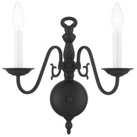 Black Williamsburg Wall Sconces