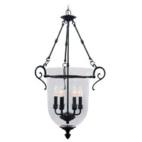 Livex Lighting Legacy 6 Light Pendant in Bronze 5023-07