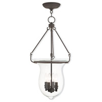 Canterbury 4 Light 14 inch Bronze Pendant Ceiling Light