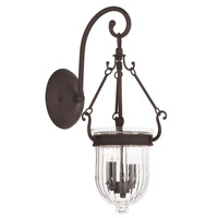 Livex Coventry 2 Light Wall Sconce in Bronze 50511-07